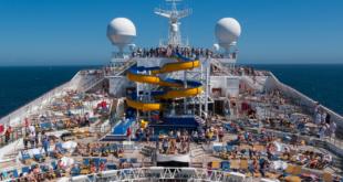 Mit dem Kreuzfahrtschiff einmal um die Welt