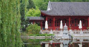 Chinesicher Garten Berlin 310x165 - Studie: Was reizt Chinesen an Deutschland?